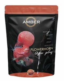 Amber Asta Plus Flowerhorn Food 100g (Copy)