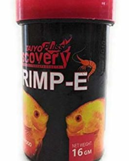 Taiyo Pluss Discovery Shrimp – E Natural Fish Food 16g